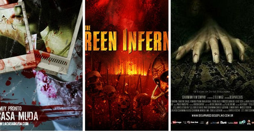 Movies best not to watch before a trip to South America