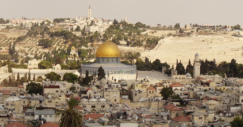 Jerusalem   Courtesy of Mary Newhauser