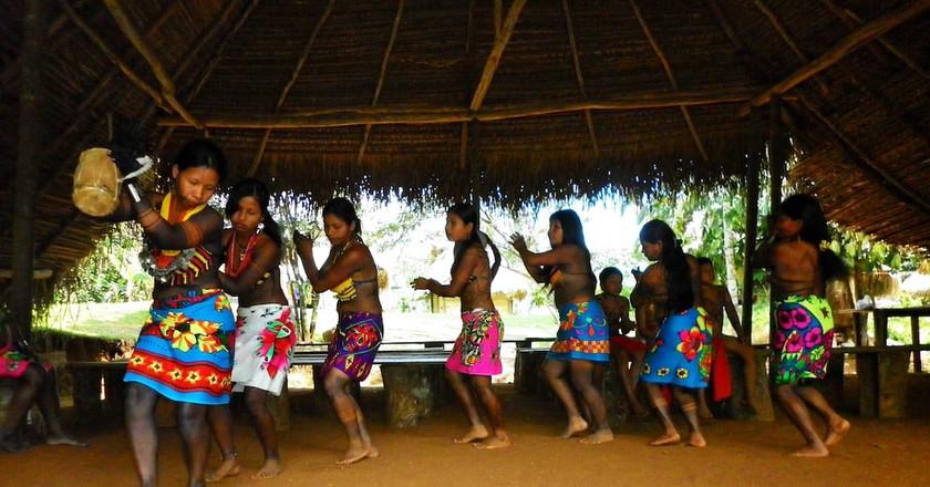 Emberá tribe, Panama | © Courtesy of Gamboa Rainforest Resort
