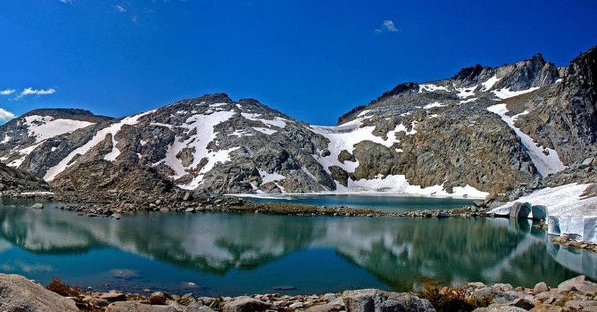 Enchantment Lakes   © laffertyryan / Flickr