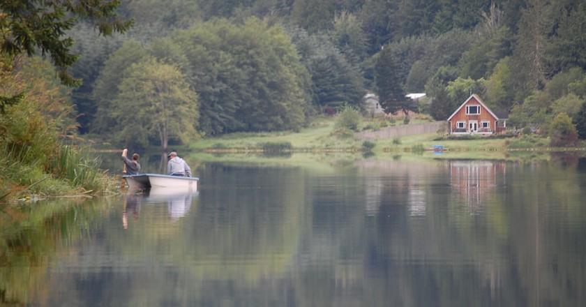 Fishing in Washington State | © Kevin Krejci / Flickr