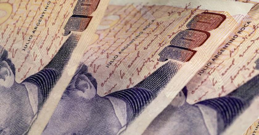 The Argentine peso | © Freejpg.com.ar/Flickr