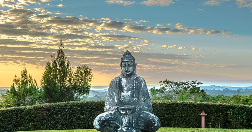 Buddha statue | Courtesy of Gaia