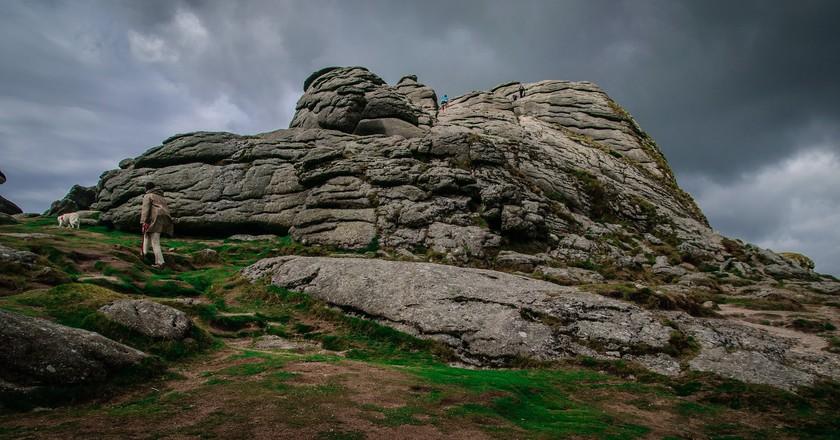 Haytor, Dartmoor   © Archangel12/Flickr