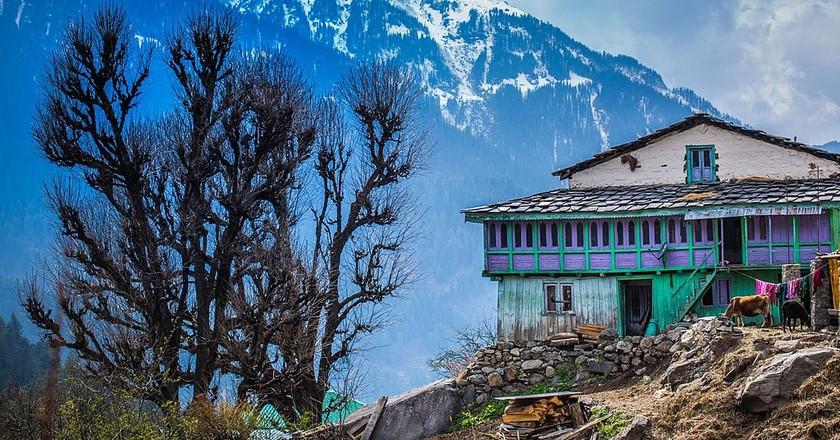 Himachal Pradesh | © Jan J George / WikiCommons