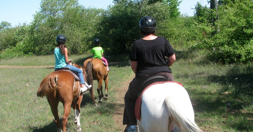 Horseback Riding in Wisconsin | © Eden, Janine and Jim / Flickr