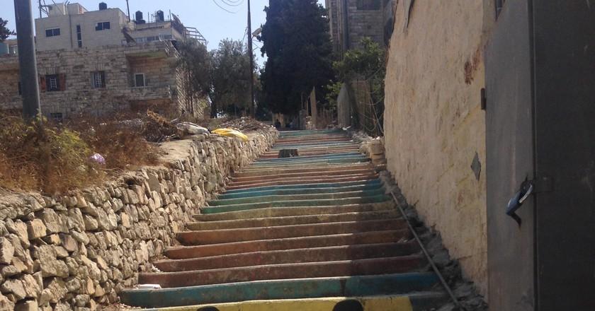 Ramallah | Courtesy of Florence Dixon