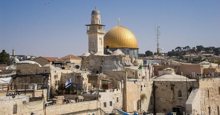Jerusalem  | © judithscharnowski/Pixabay