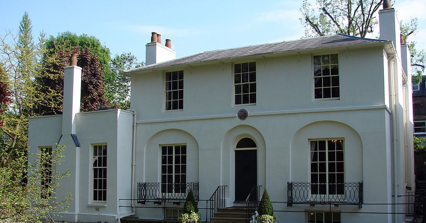The Literary Landmarks to Visit in and Around Hampstead