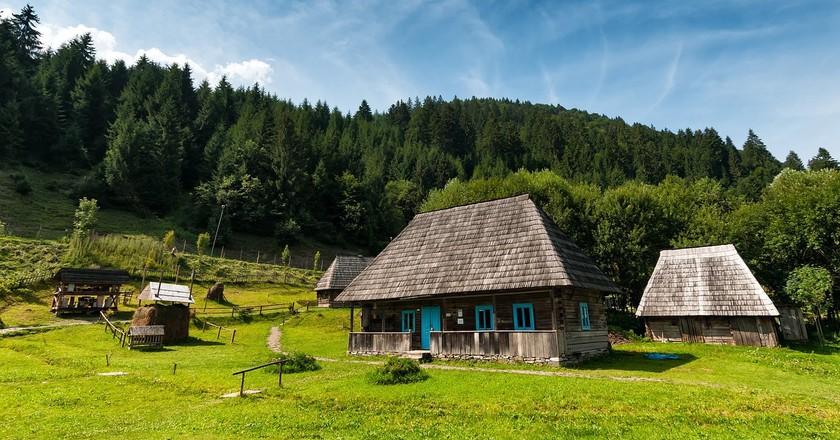 Ukrainian village |  © SofiLayla / Pixabay