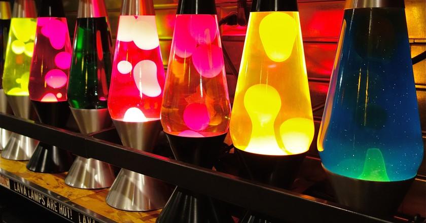 Lava Lamps | © Dean Hochman / Flickr
