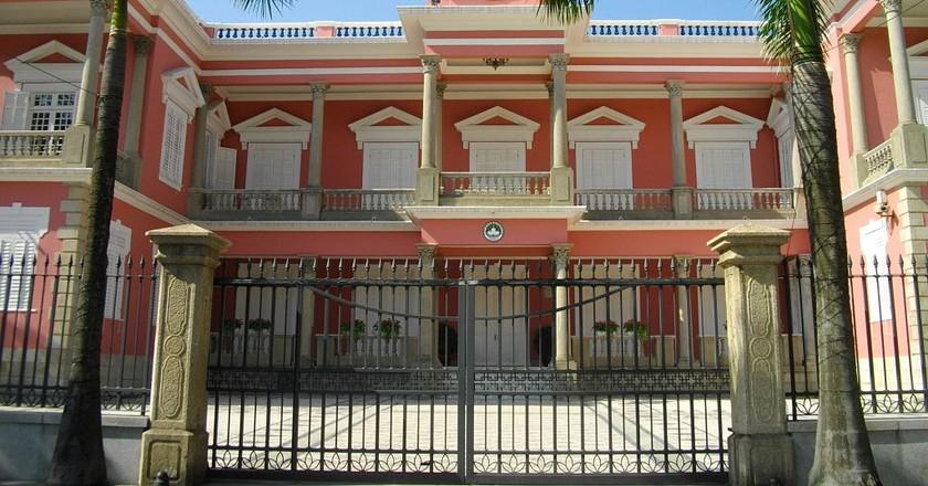 Macau Government Headquarters   © Abasaa Wikimedia / Wiki Commons