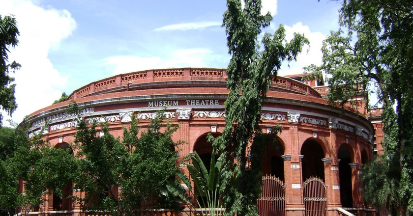 Government Museum Complex in Egmore, Chennai | ©Vivian Richard/Wiki Commons