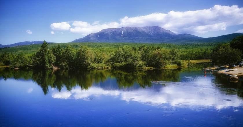 Mt. Katahdin   © 12019/pixabay