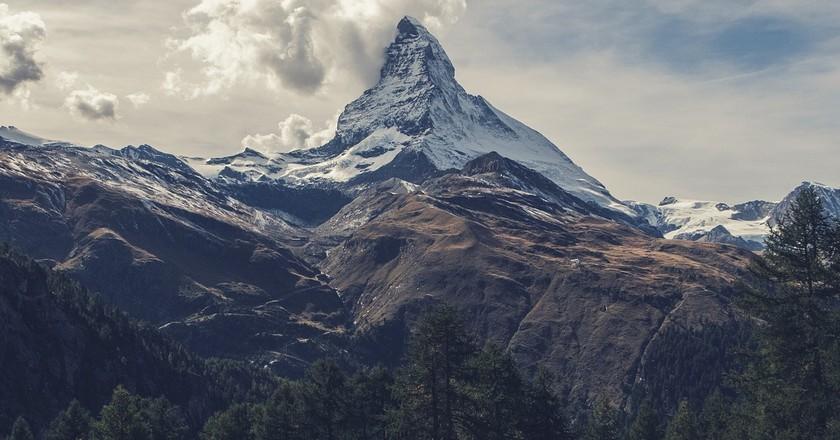 The Matterhorn | © Free-Photos/ Pixabay