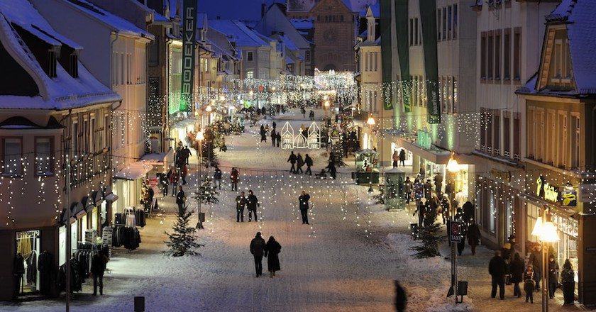Speyer Christmas market |  © Klaus Venus