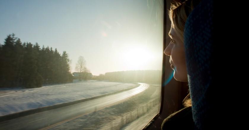 Take a long, slow adventure to the far north | © Melker Dahlstrand/imagebank.sweden.se