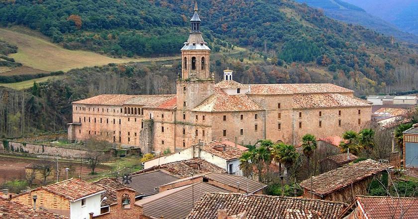 Visit the Monestir de San Millán de Yuso, La Rioja, Spain