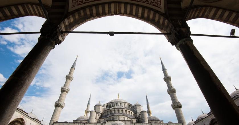 Sultan Ahmed Mosque (Blue Mosque) | © Lando Mikael / Flickr