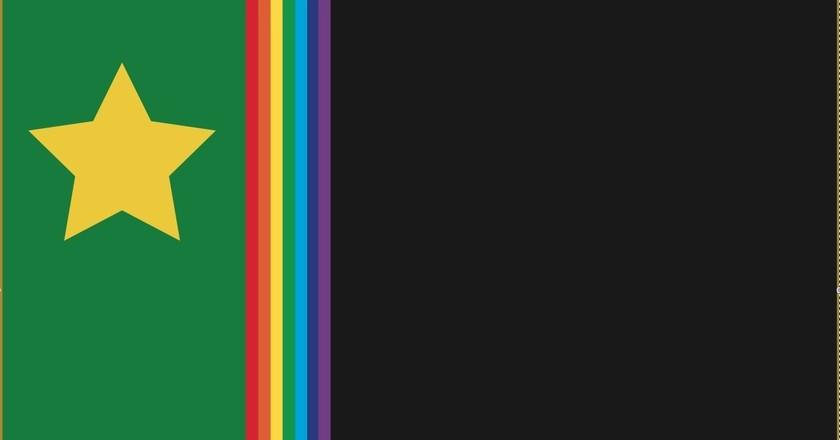 Podjistan flag | © Podjistan Government