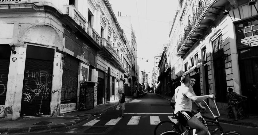 The streets of San Telmo | © Andrew Milligan Sumo/Flickr