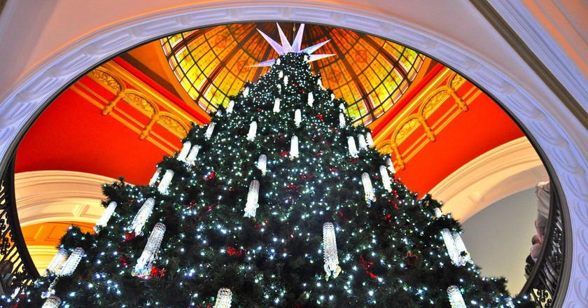 QVB Swarovski Christmas Tree   © Sarah Ackerman/Flickr
