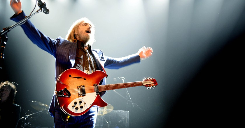 Tom Petty | © IBL/REX/Shutterstock