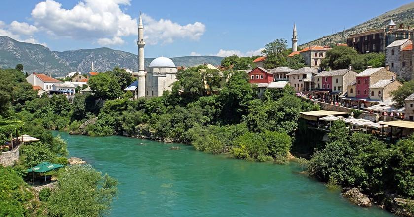 Bosnia and Herzegovina-02212 - Neretva River   © Dennis Jarvis