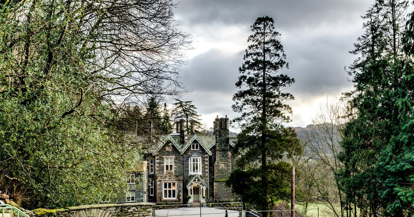 This Victorian country manor was just awarded the UK's most romantic hotel | Courtesy of The Forest Side