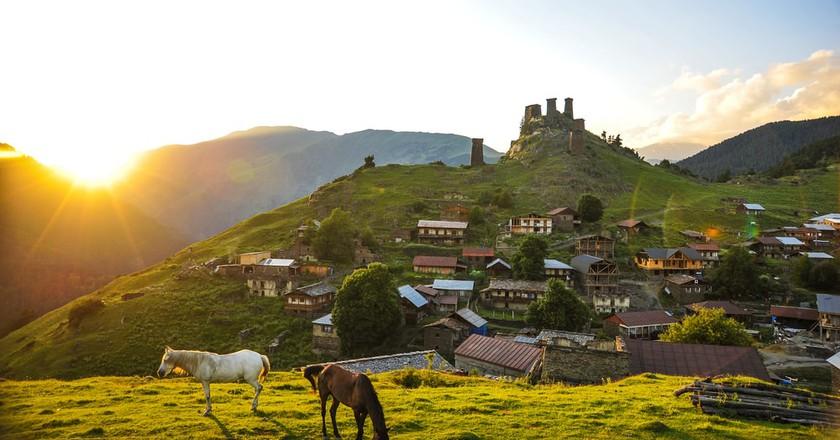 Tusheti, Georgia | © Vakhtang Gvinianidze/Shutterstock