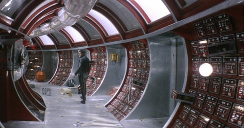Still from 'Solaris' (1972)   © Mosfilm