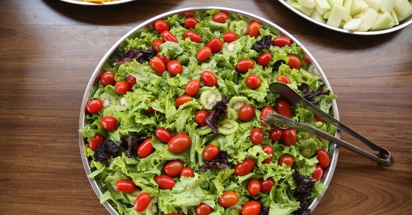 A fresh salad   © César Querino / A Voz de Deux / Flickr