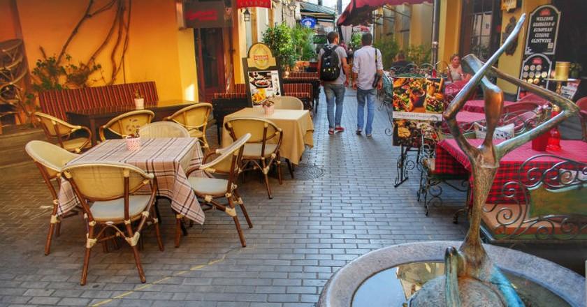 Shardin Street in Tbilisi   © Baia Dzagnidze