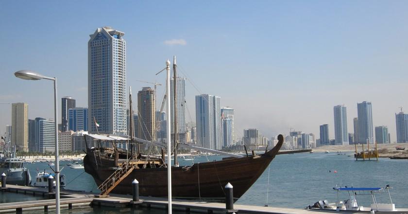 The Sharjah Maritime Museum