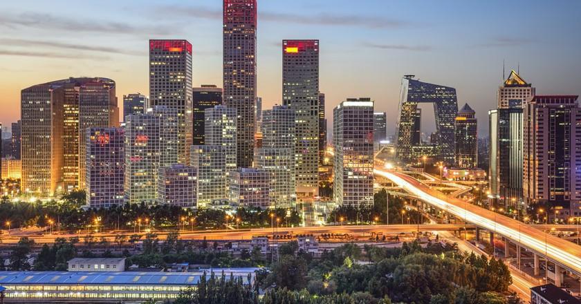 Central Business District in Beijing | © SeanPavone / Shutterstock