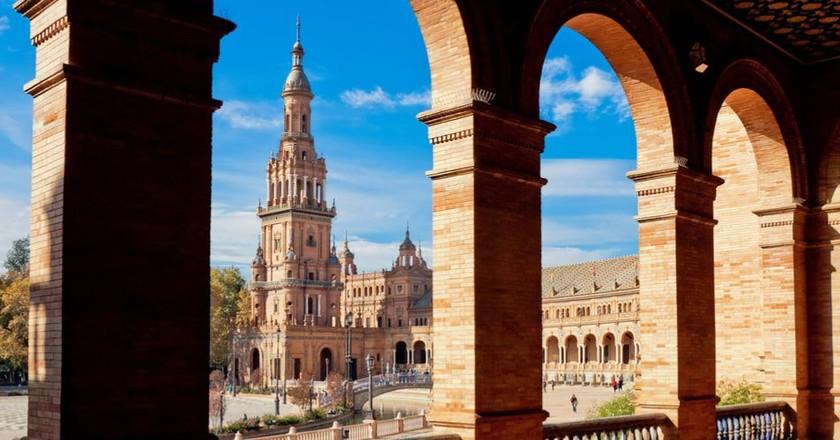 Plaza de España, Seville   © Migel/Shutterstock
