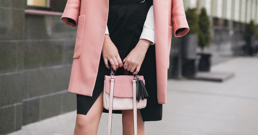 Pink in the workplace | © MRProduction/Shutterstock