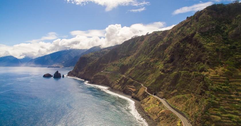 Coastal road, Madeira, Portugal | © Vitaly Fedotov/Shutterstock