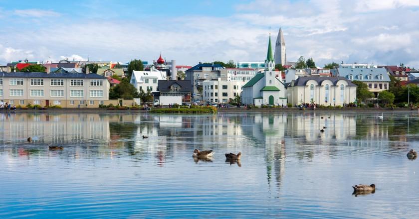 Reykjavik in the Summer, Iceland   ©Utemova Ekaterina/Shutterstock