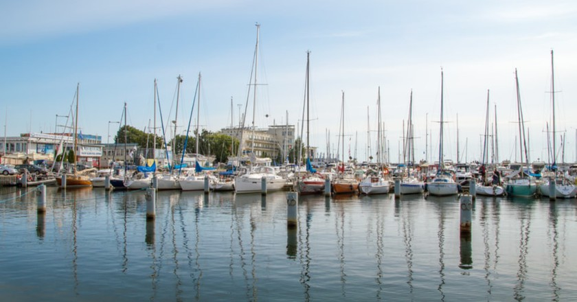 Sailboats in Gdynia Marina, Poland | © Robson90/Shutterstock