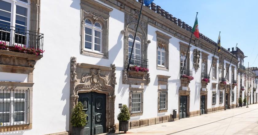 Viana do Castelo City Hall   © Josep Curto/Shutterstock