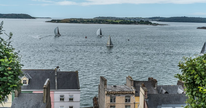 Spike Island from Cobh | © William Murphy/ Flickr