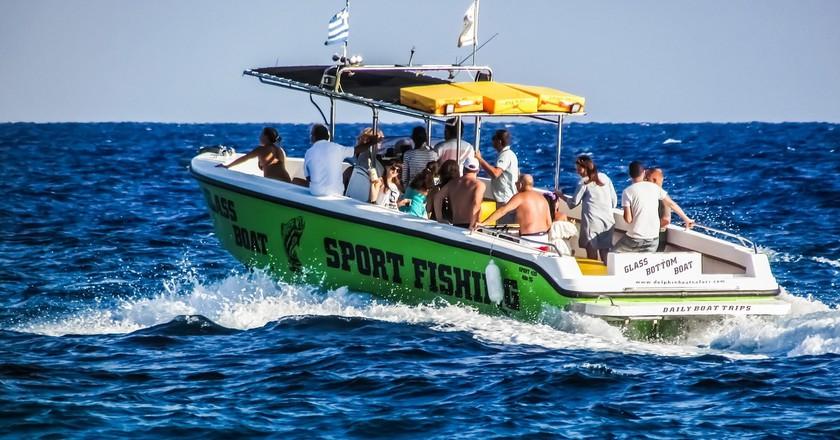 Sea Sport Fishing  ©  Elaine Smith / Flickr