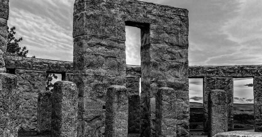 Stonehenge WWI Memorial in Washington   © Sheila Sund / Flickr