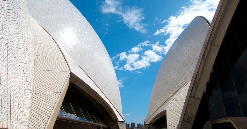 Sydney Opera House   © Geoff Stearns/Flickr