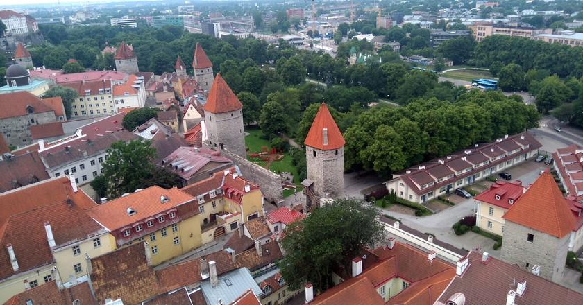 Tallinn | © napfour/Flickr