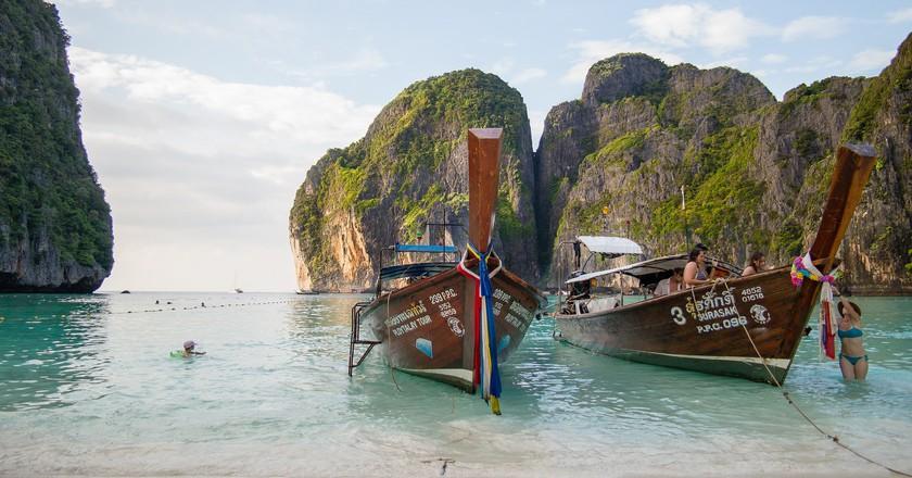 Maya Bay | © moritzklassen/Pixabay