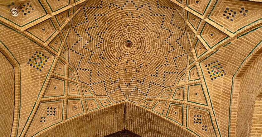 The Vakil Mosque   ©dynamosquito/flickr