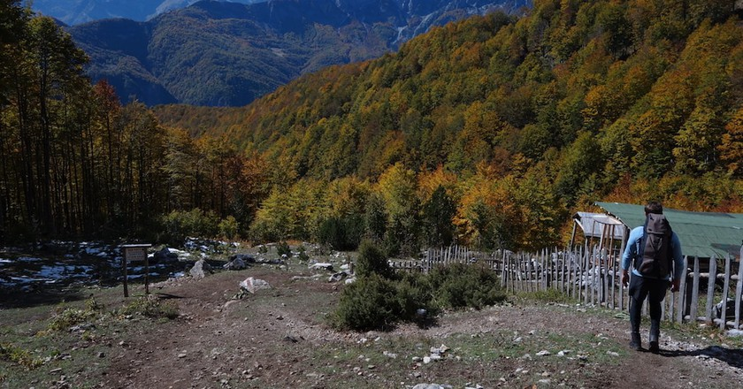 Valbona Pass | © Feride Yalav-Heckeroth