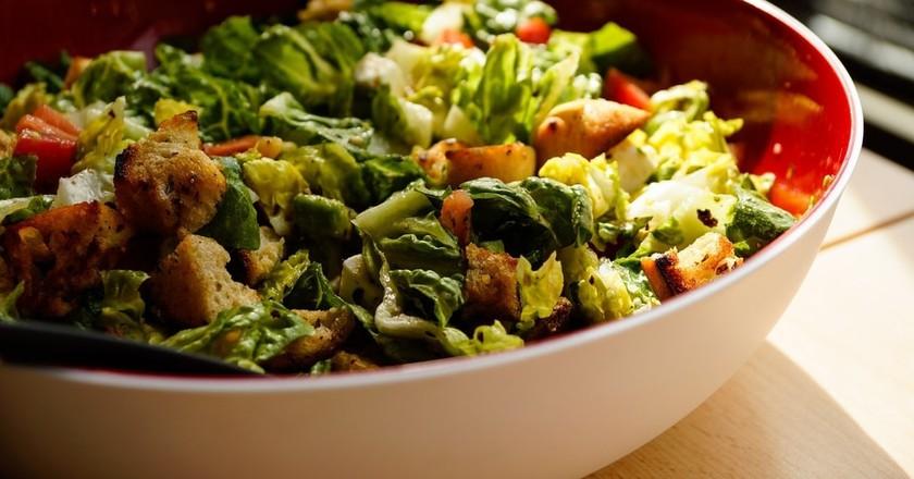 Vegetarian food | © Pixabay